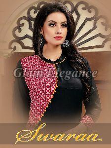 Swaraa Collection Rayon Cotton Kurtis