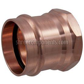 Copper Press Fit Adapter