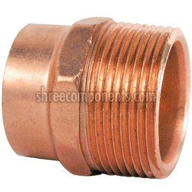 Copper Threaded Adapter