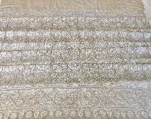 Pashmina Sozni Embroidery Jamawar Shawl