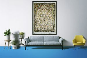 Winter White Tree of Life Rugs