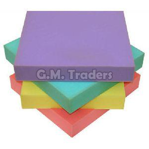 Colorful PU Foam Sheets