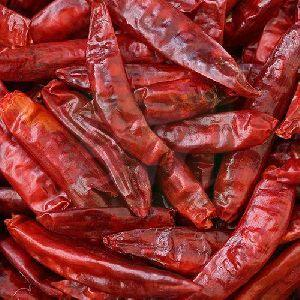 Stemless Dried Red Chilli