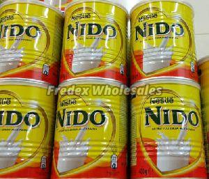 Red Cap Nestle Nido Milk Powder