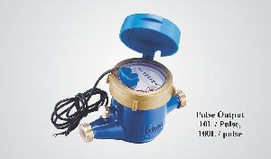 AMR Compatible Multi Jet Class B  Water Meter