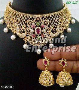 Fancy Imitation Necklace