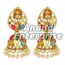 Multicolored Imitation Earrings
