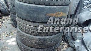 Scrap Radial Truck Tyres