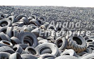 Truck Scrap Tyre