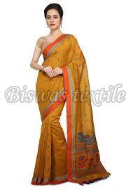 Soft Handloom Cotton Silk Saree