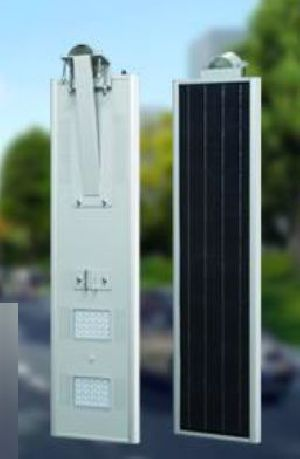 Integrated Solar Street Light 02