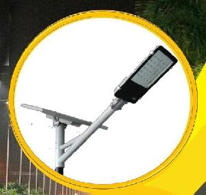 Semi Integrated Solar Street Lights