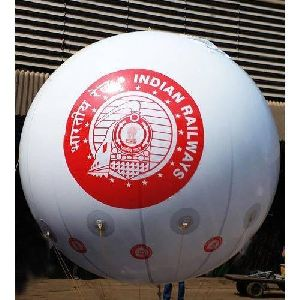 Inflatable Advertising Balloon Printing Services 02