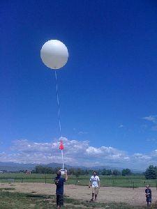 Lightweight Helium Balloons