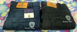 Mens Casual Non Denim Jeans