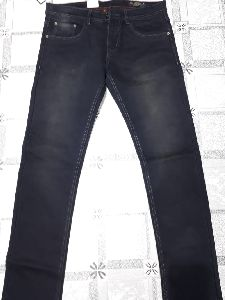 Mens Comfort Fit Non Denim Jeans