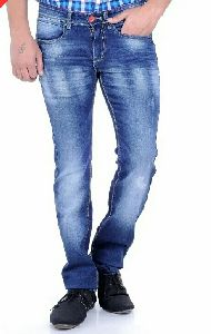 Mens Non Stretch Denim Jeans