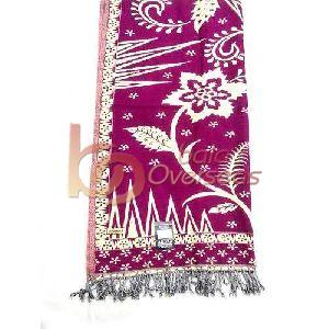 Woollen Ladies Fancy Shawl
