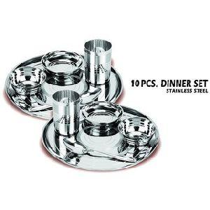 10 Pcs Dinner Set