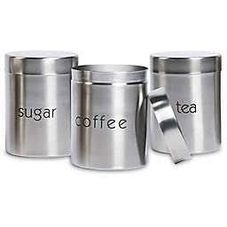 Tea and Coffee Sugar Containers