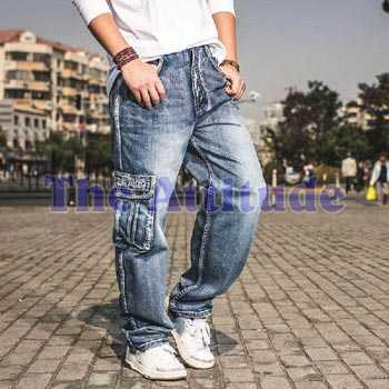 Men Cargo Jean