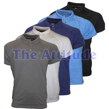 Men Polo Neck T-Shirt
