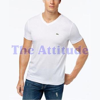 Men V Neck T-Shirt