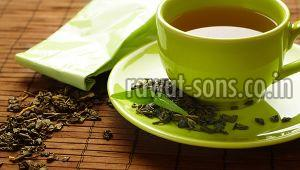 Herbal Green Tea leaves