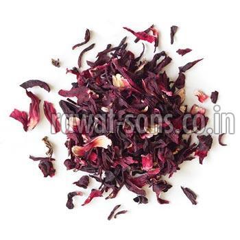 Hibiscus Herbal Tea Leaves
