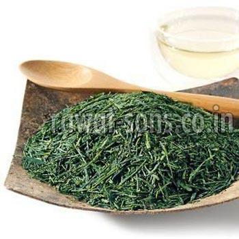 Organic Green Tea Leaves