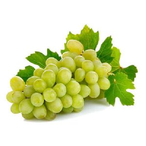 Fresh Organic Green Grapes