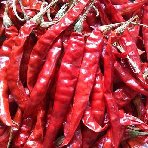 Whole Dried Red Chilli