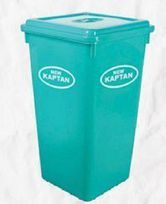 110 Liters Flat Lid  Dustbin