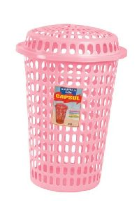 Large Size Capsule Laundry Basket