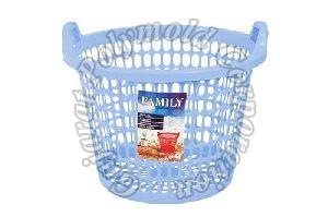 Family Laundry Basket Without Lid