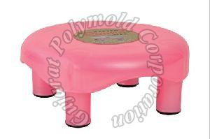 Round Patala Bathroom Stool