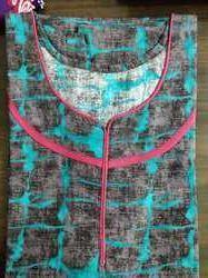 Designer Stitched Gown