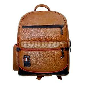 Boys Leather College Bag