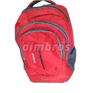 Boys Polyester College Bag