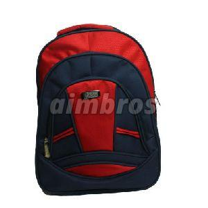 Boys Rexine School Bag