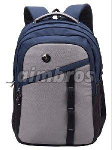 Girls Pu Coated School Bag
