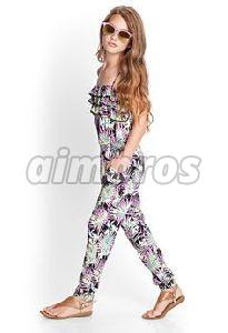Kids Trendy Jumpsuit