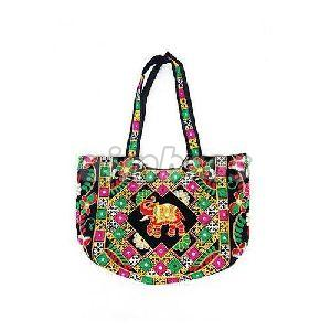 Ladies Embroidered Handbag