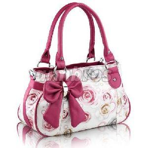 Ladies Printed Handbag