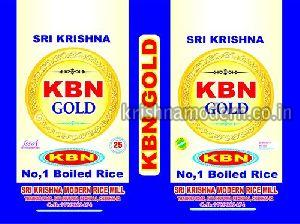 KBN Gold Boiled Rice