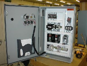 Manual Control Panel Installation