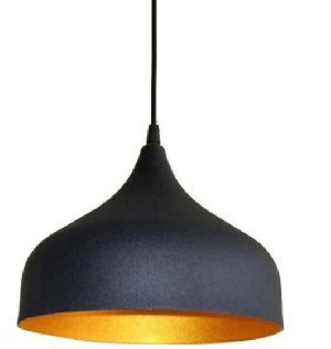 1423-C Blue Hanging Lamp