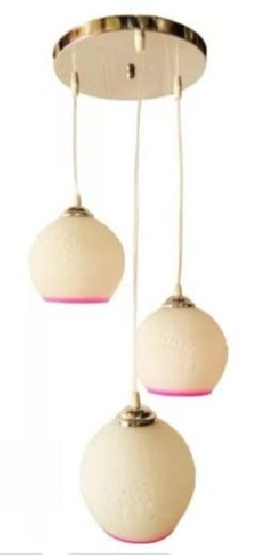 2188-C White Hanging Lamp