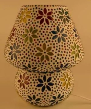 2878-S Yellow Candle Stand
