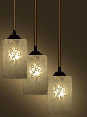 2995-C Designer Hanging Lamp